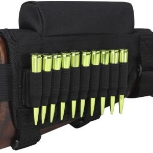 Rifle stock organizer 3